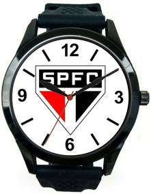 Relógio Pulso São Paulo Barato Promoção Masculino Esportivo