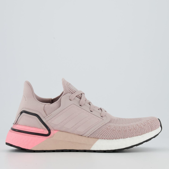 Tênis adidas Ultraboost 20 Feminino Rosa