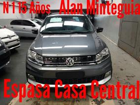 Volkswagen Saveiro 1.6 Cross Gp Cd 101cv Pack High Am