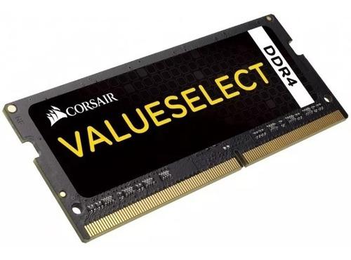16gb 2133 Ddr4 Memoria Notebook Value Corsair Lacrada