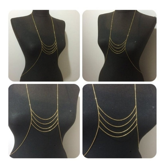 Body Chain Correntes