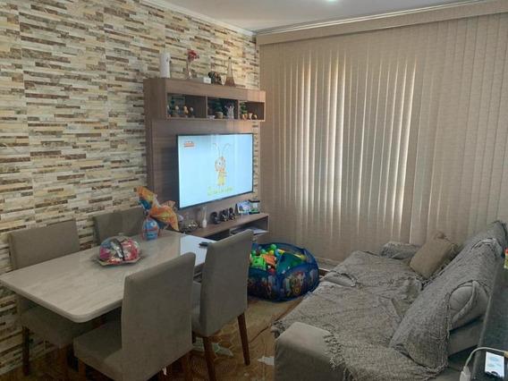 Apartamento Com 2 Dormitórios À Venda, 45 M² - Vila Venditti - Guarulhos/sp - Ap8936