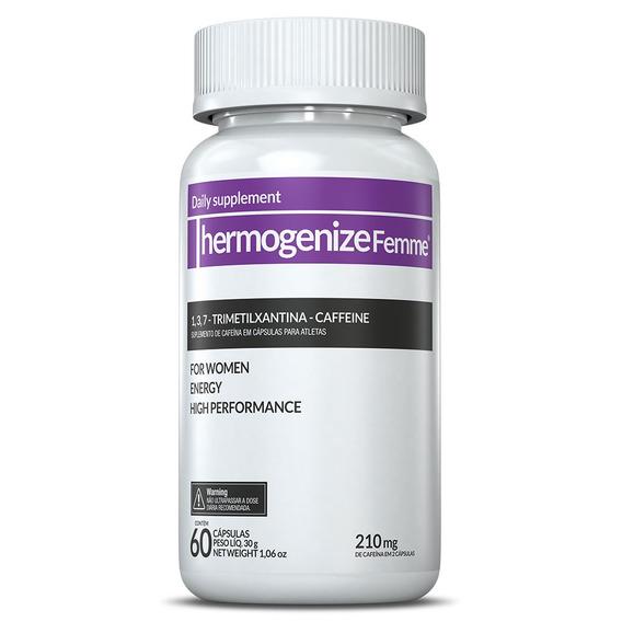 Thermogenize Femme Inove Nutrition 210mg C/ 60 Cápsulas