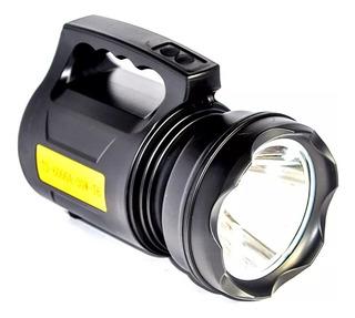 Lanterna Holofote Super Potente Led Recarregável 30w Td 6000