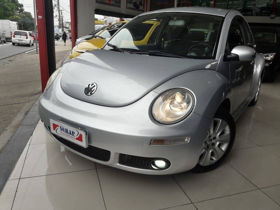 Volkswagen New Beetle 2.0 Gasolina Manual Sem Entrada Uber