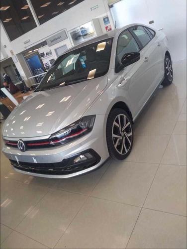 Volkswagen Virtus Gts 1.4t 150cv Entrega Inmediata! Vw6