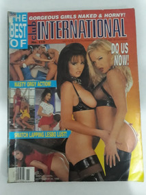 Revista Club International Nº115 Para Colecionadores!!!