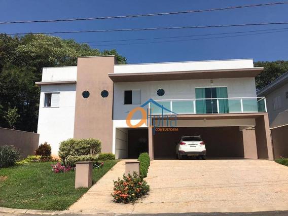 Casa Com 5 Dormitórios À Venda, 300 M² Por R$ 1.980.000 - Jardim Maristela - Atibaia/sp - Ca0202