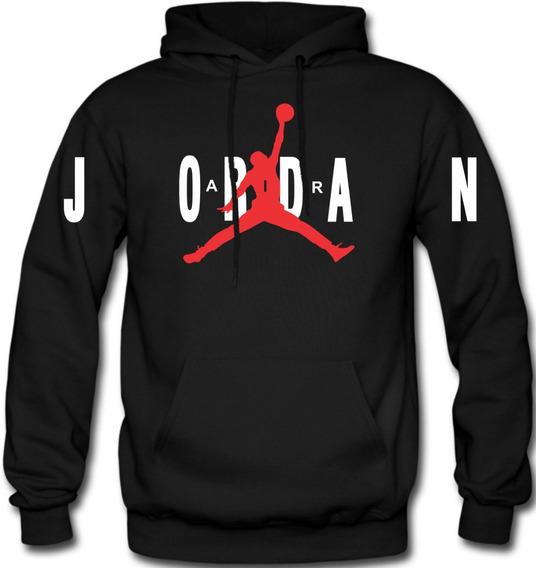 Sudadera Air Jordan Hoodie Capucha Con Cangurera Unisex