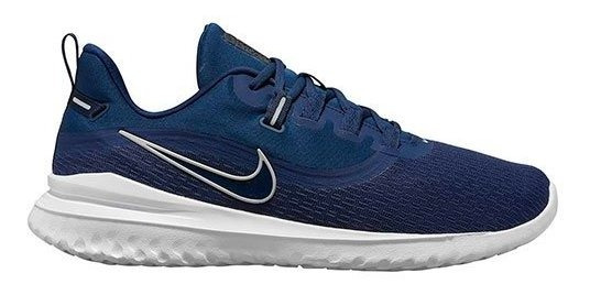 Tenis Nike Renew Rival 2 Marino Tallas De #25 A #29 Hombre