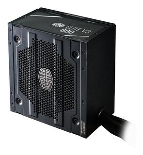 Fuente Alimentacion Pc Cooler Master Elite V3 600w Cuotas