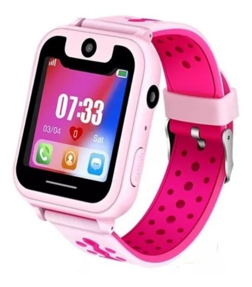 Relógio Celular Infantil Localizador Câmera Botão Segurança