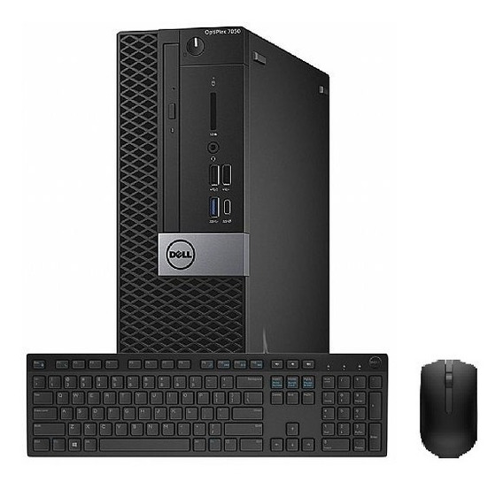 Dell Optiplex 7050 Intel® Core I5 6500 8 Gb Hd 500gb+w10
