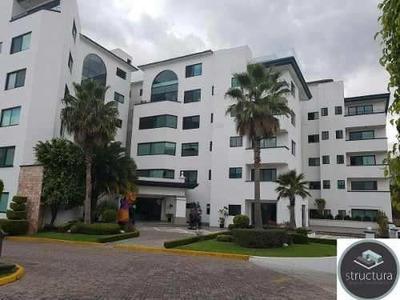 Departamento Amueblado En Renta La Vista $40,000