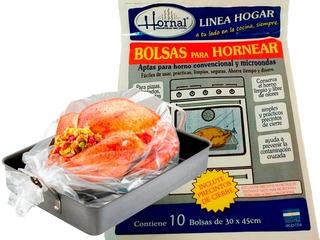 Bolsa De Horno ( Paquete Por 10 Unidades)