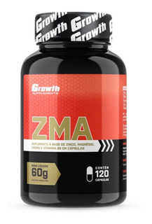 Zma Growth 120 Cápsulas Original