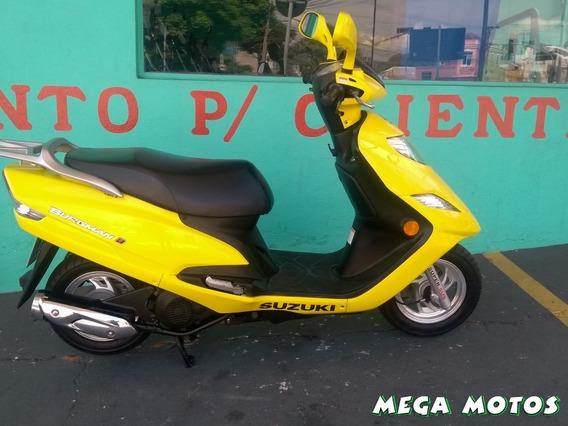 Suzuki Burgman 125cc 2014 Scooter