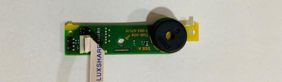 Botão Eject Power Liga Placa Tsw-004 Ps4 Slim