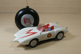 Carro Hot Wheels Meteoro Mach 5 Con Radio Control