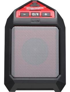 2592-20 Parlante Bluetooth Usb 12 Milwaukee Bateria Cargador