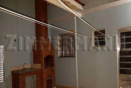 Imagem 1 de 9 de Casa - Alto Da Lapa - Ref: 130764 - V-130764