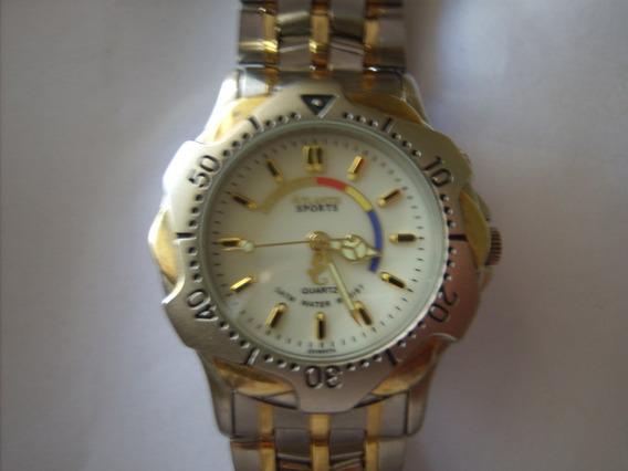 Relógio Masculino Antigo Atlantis=seiko,tissot,citizen,casio