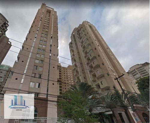 Imagem 1 de 18 de Apartamento Residencial À Venda, Moema, São Paulo. - Ap2405