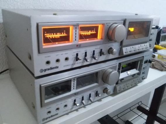 Tape Deck Gradiente Cd 5500, O Par.
