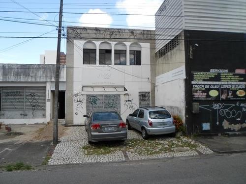 Imagem 1 de 30 de Prédio Comercial Para Alugar Na Cidade De Fortaleza-ce - L12644