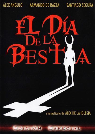 El Dia De La Bestia Alex De La Iglesia Pelicula Dvd