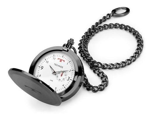 Relógio De Bolso Technos 1l45bc 4b