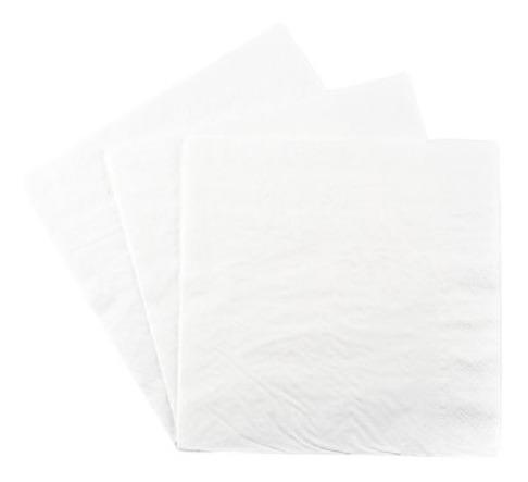 Servilletas Basics Blanca, 16.5 Cm, 20u