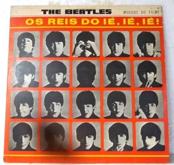 The Beatles Os Reis Do Ie Ie Ie Lp Capa Muito Bom Estado