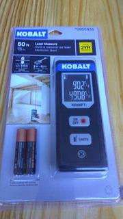Distanciometro Laser Kobalt Hasta 15mts