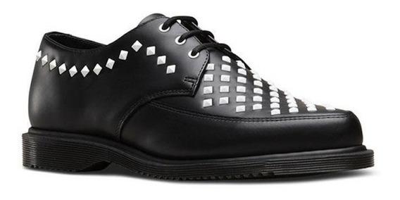 Dr Martens Zapatos Willis Stud Crepper Smooth Fabiuluzz
