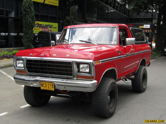 Ford Ford Bronco Xlt