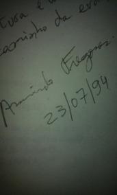 Kit De Livros - Armindo Fregonesi - Com Dedicatória
