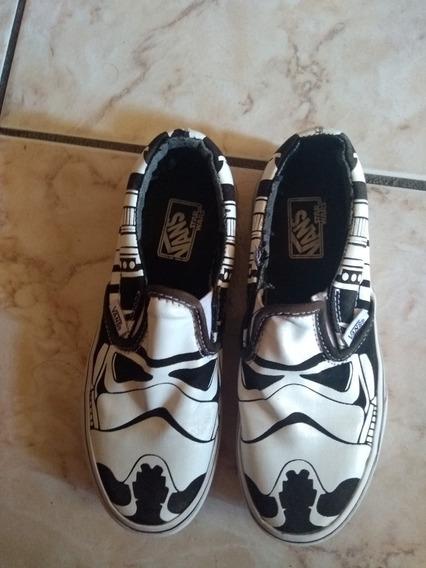 Tênis Vans Infantil Original Star Wars