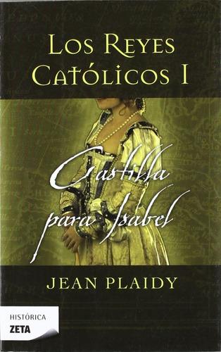 Pack Trilogía Reyes Católicos / Jean Plaidy (envíos)