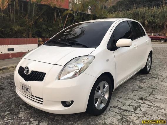 Toyota Yaris Yaris