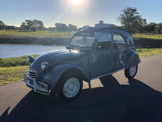 Citroën 2cv 4 Ventanas