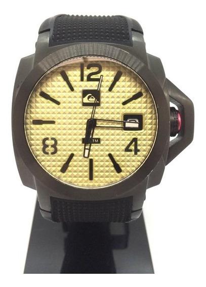 Relógio Masculino Quiksilve Lanai Pulseira/silicone Original