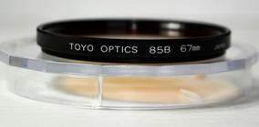 Filtro Toyo Optics 85b 67mm