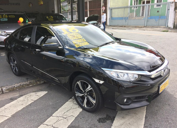 Honda Civic Sedan Aut. 2.0 Exl 2018