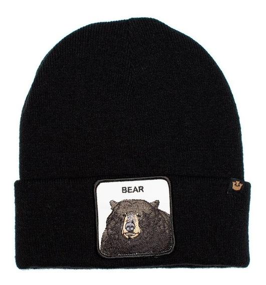 Gorro Lana Original Goorin Bros Beanie Bear - Oso