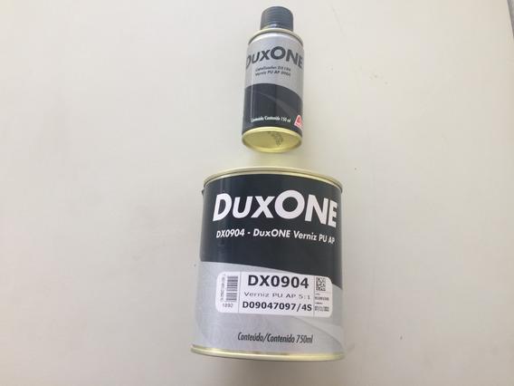 Verniz Pu Dx0904 Com Catalisador Dx194 Duxone