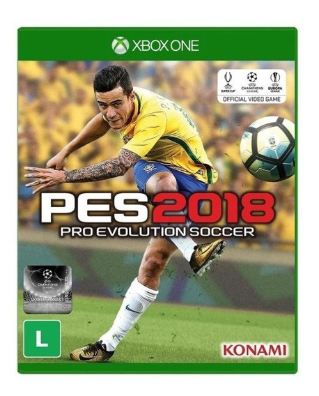 Pro Evolution Soccer 2018 - Xbox - Digital