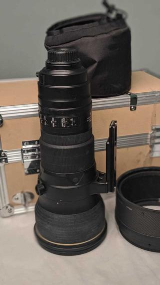 Lente Nikon 400mm 2.8 Vr Ii