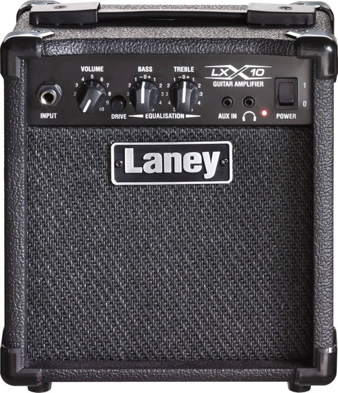 Amplificador Guitarra Laney Lx10 10w 1x5 - Oddity