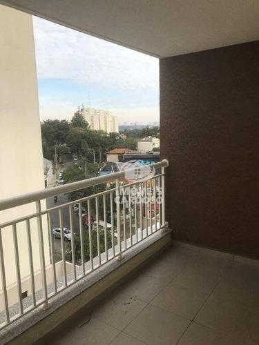 Imagem 1 de 16 de Apartamento Com 2 Dormitórios À Venda, 58 M² - Vila Leopoldina - São Paulo/sp - Ap9051